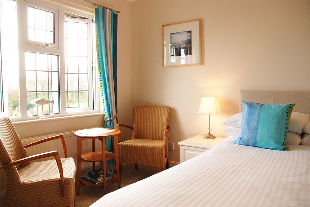 Trevalsa Court Hotel Review, Cornwall