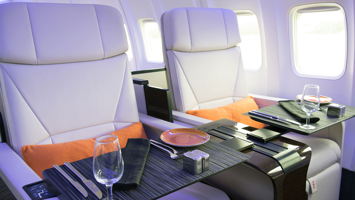 Inside The Four Seasons Private Jet
