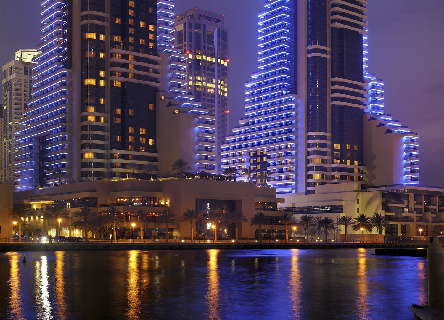 Grosvenor House Dubai Review