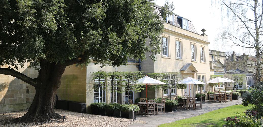 Royal Crescent Hotel & Spa Review, Bath