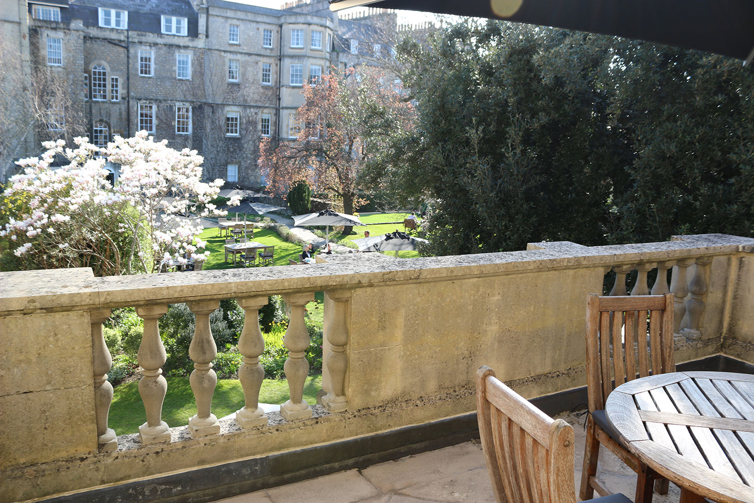 Royal Crescent Hotel & Spa Review, Bath