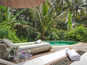 2 luxury nights Sandat Resort, Bali