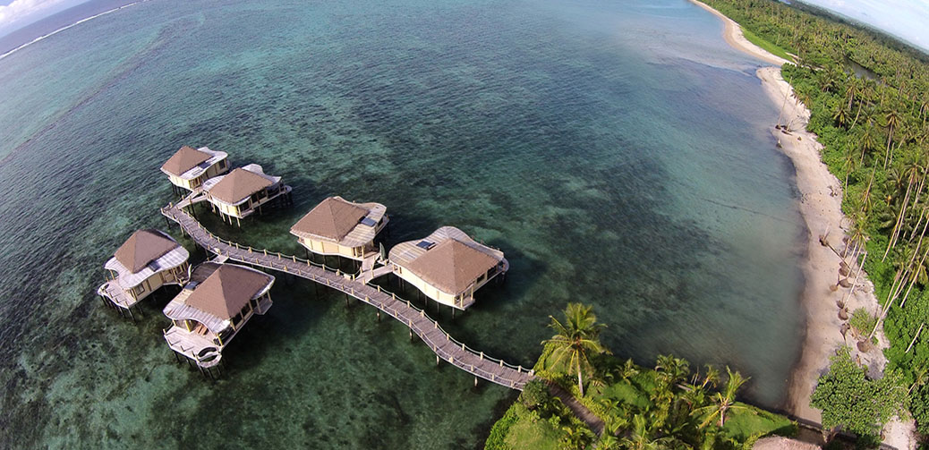 Coconuts Beach Club Review, Samoa