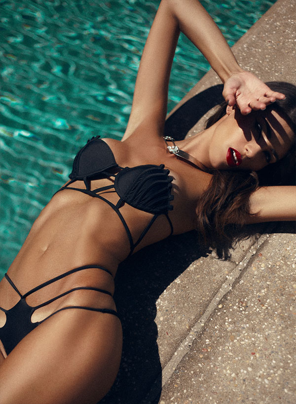 Lee+Lani Swimwear