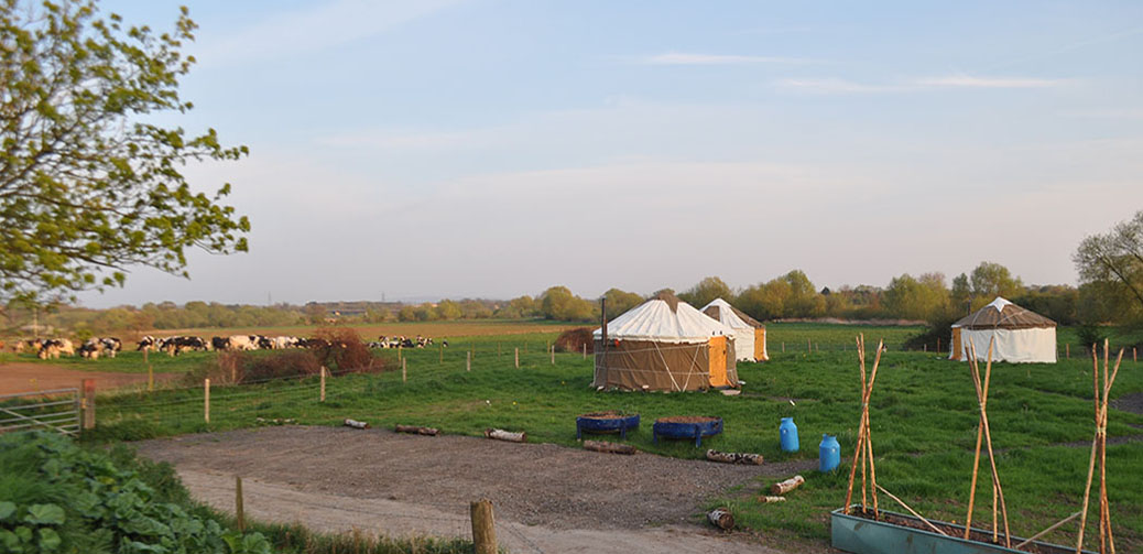 Worcester Glamping Review