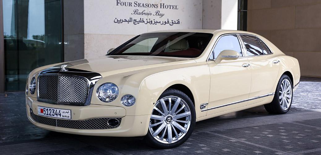 Four Seasons Bahrain Bentley