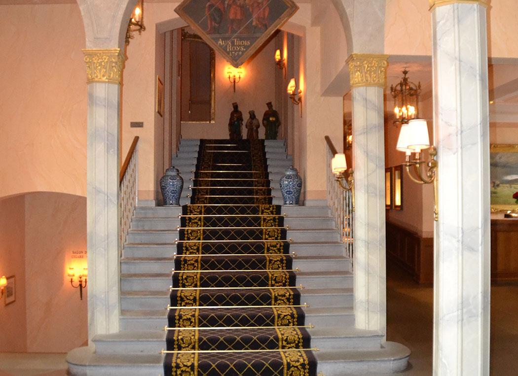 Les Trois Rois Review, Basel