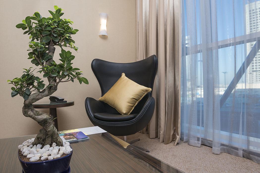 Jannah Burj Al Sarab Review, Abu Dhabi