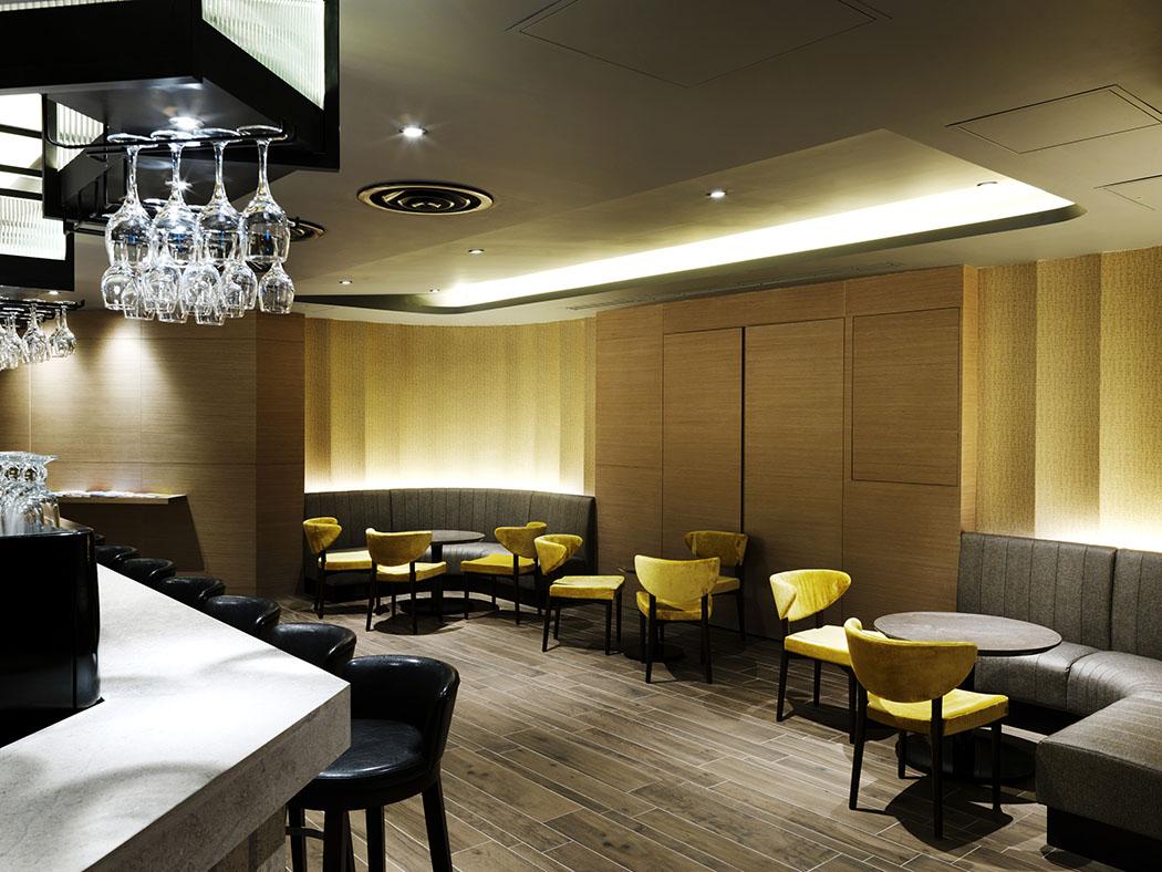 Plaza Premium Lounge Heathrow Terminal 4