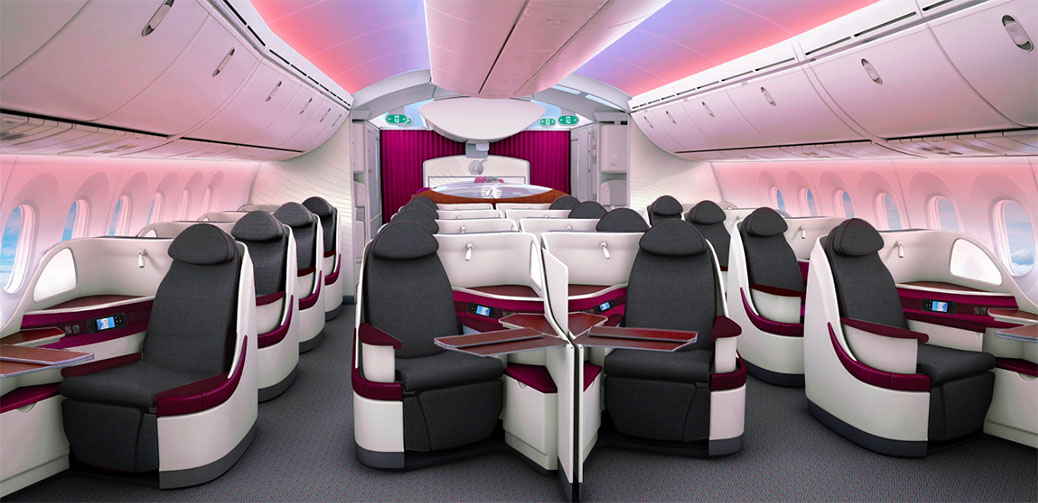 Qatar Airways 2For1 Business Class Promotion