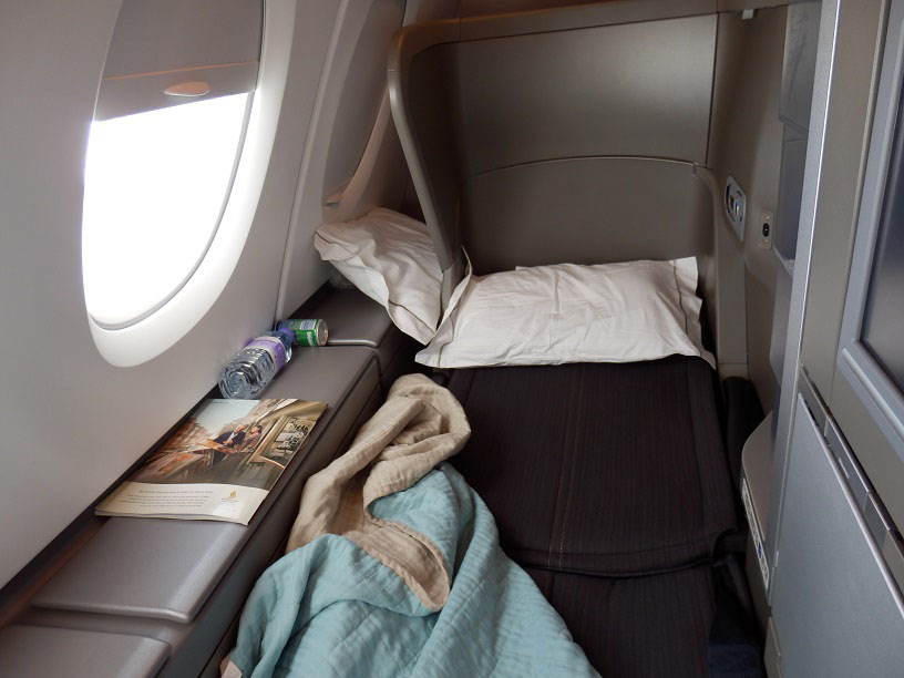 Best Club World Seats On The British Airways A380