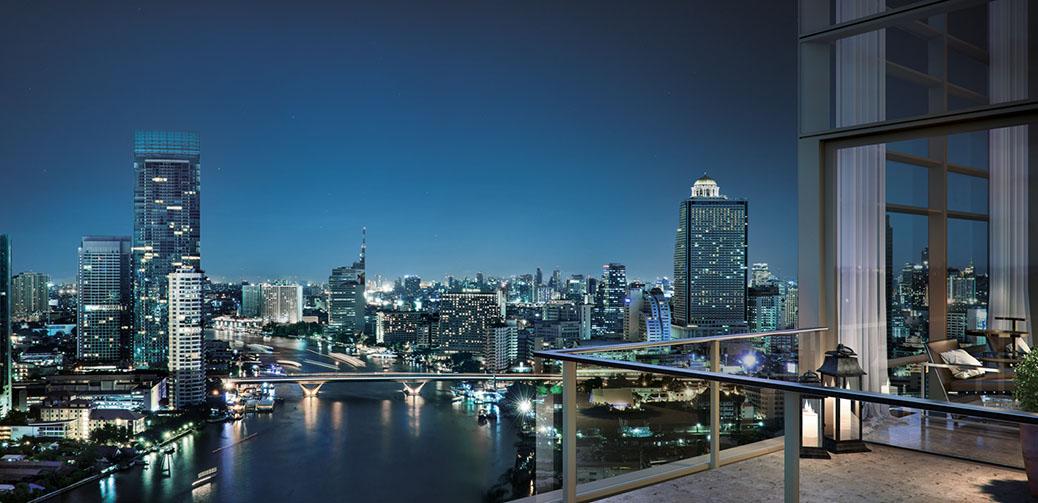 Four Seasons Bangkok at Chao Phraya River