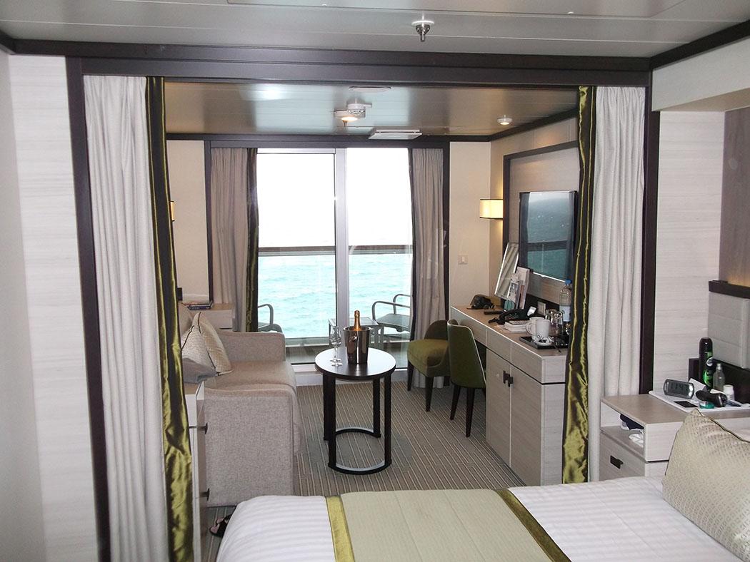 Britannia Cruise Ship Review