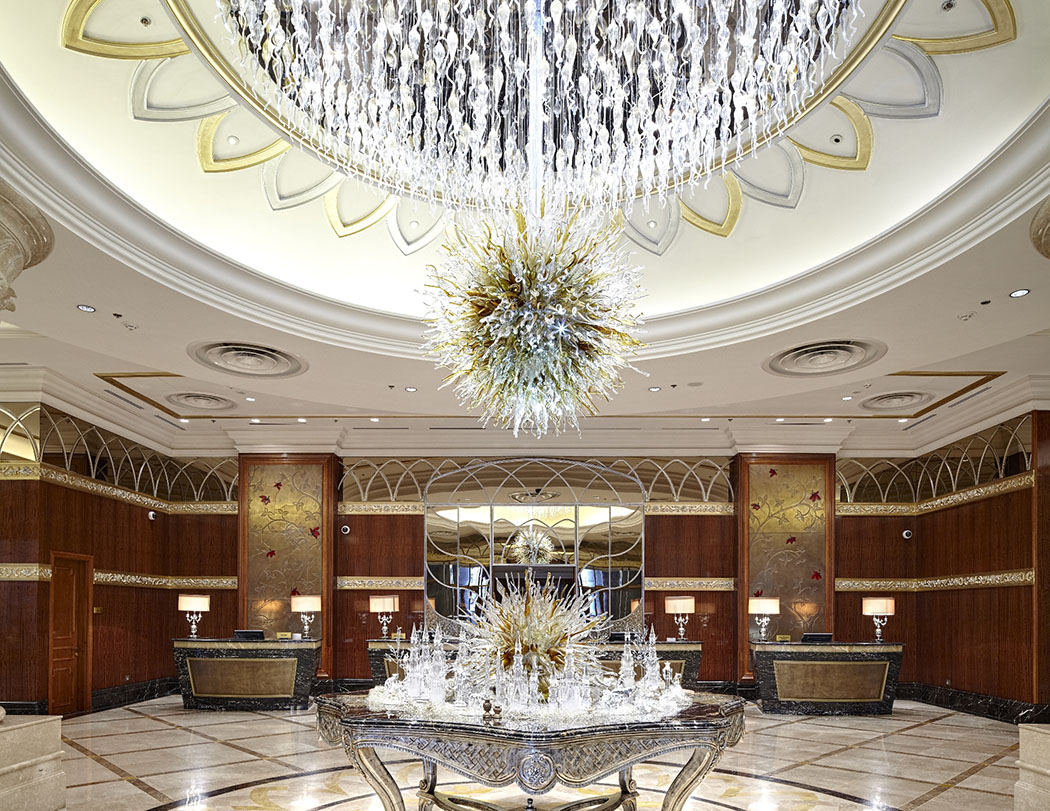 Lotte Hotel Moscow Review