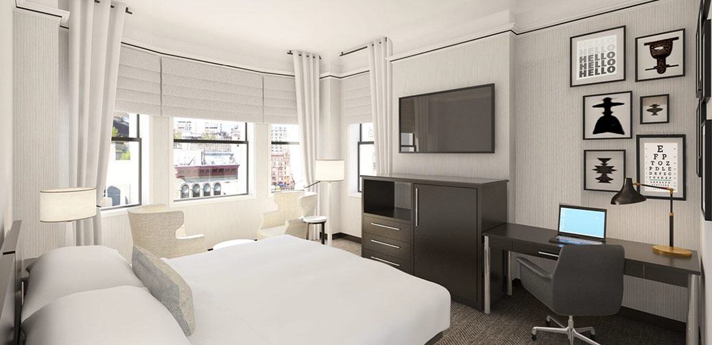 Marriott Hotels List New York City New York