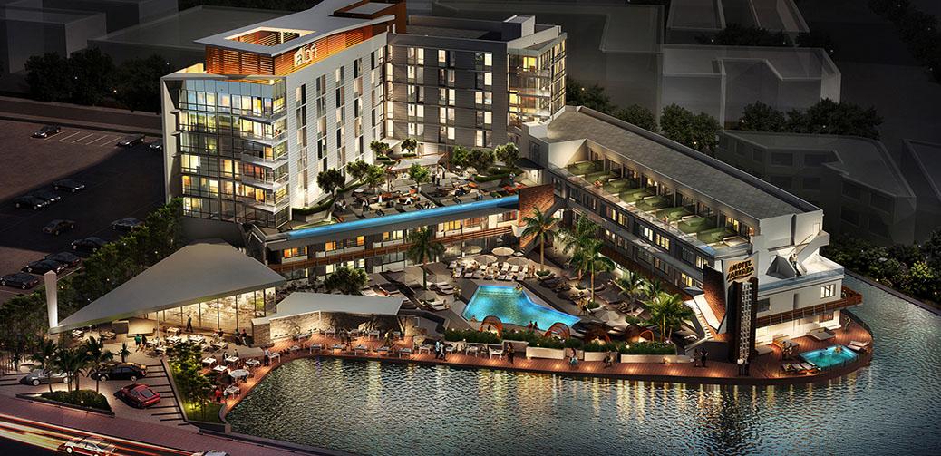 Aloft South Beach Hotel Review
