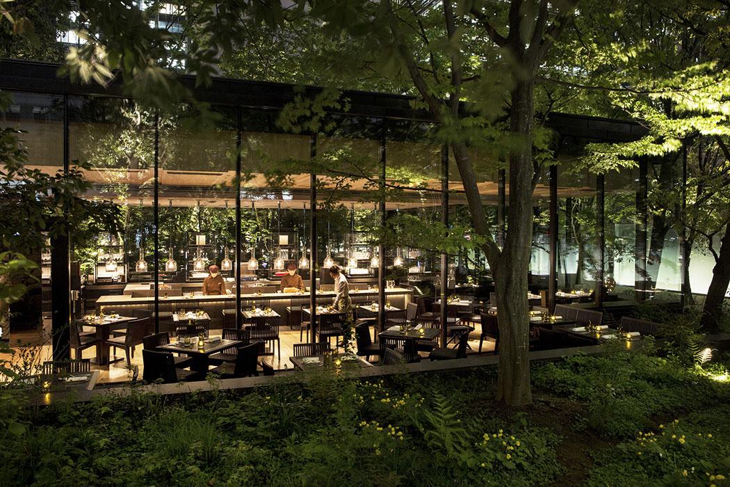 Aman Tokyo Launches New Café