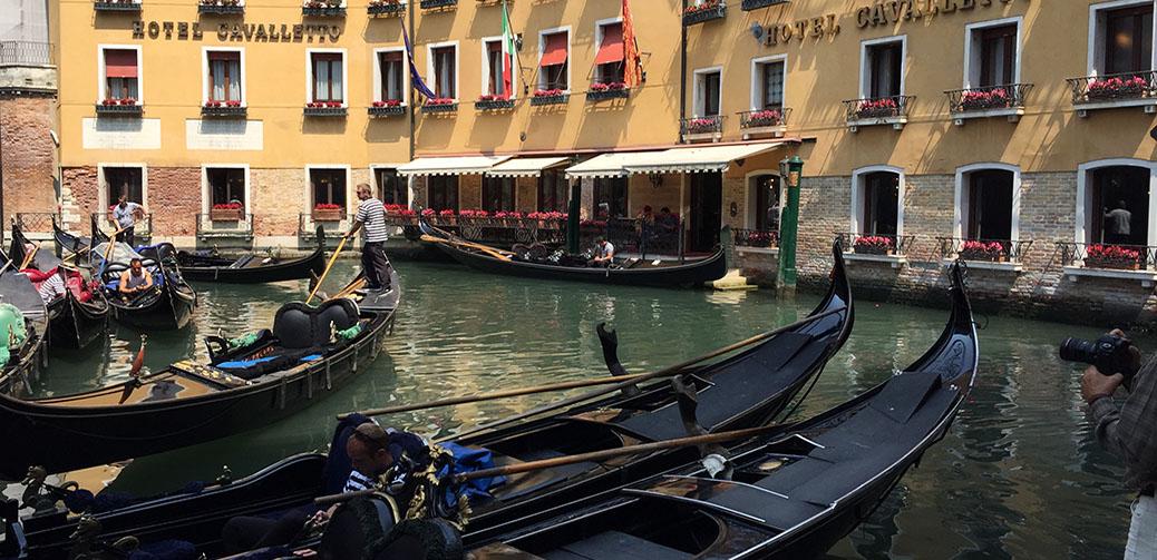 Gondola Rides With Tickitaly