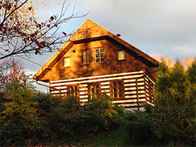 Week chalet stay for 8 near Prague