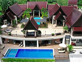 4 nights at Paradise Villa, Phuket Thailand