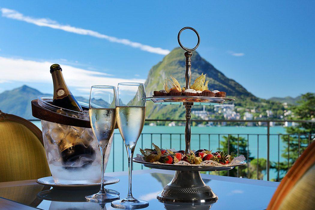 Grand Hotel Villa Castagnola Lugano Svizzera