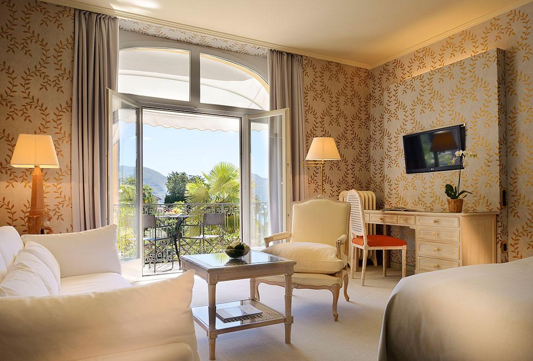 Grand Hotel Villa Castagnola au Lac, Lugano