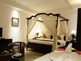 4 nights at La Rose Suites Phnom Penh, Cambodia