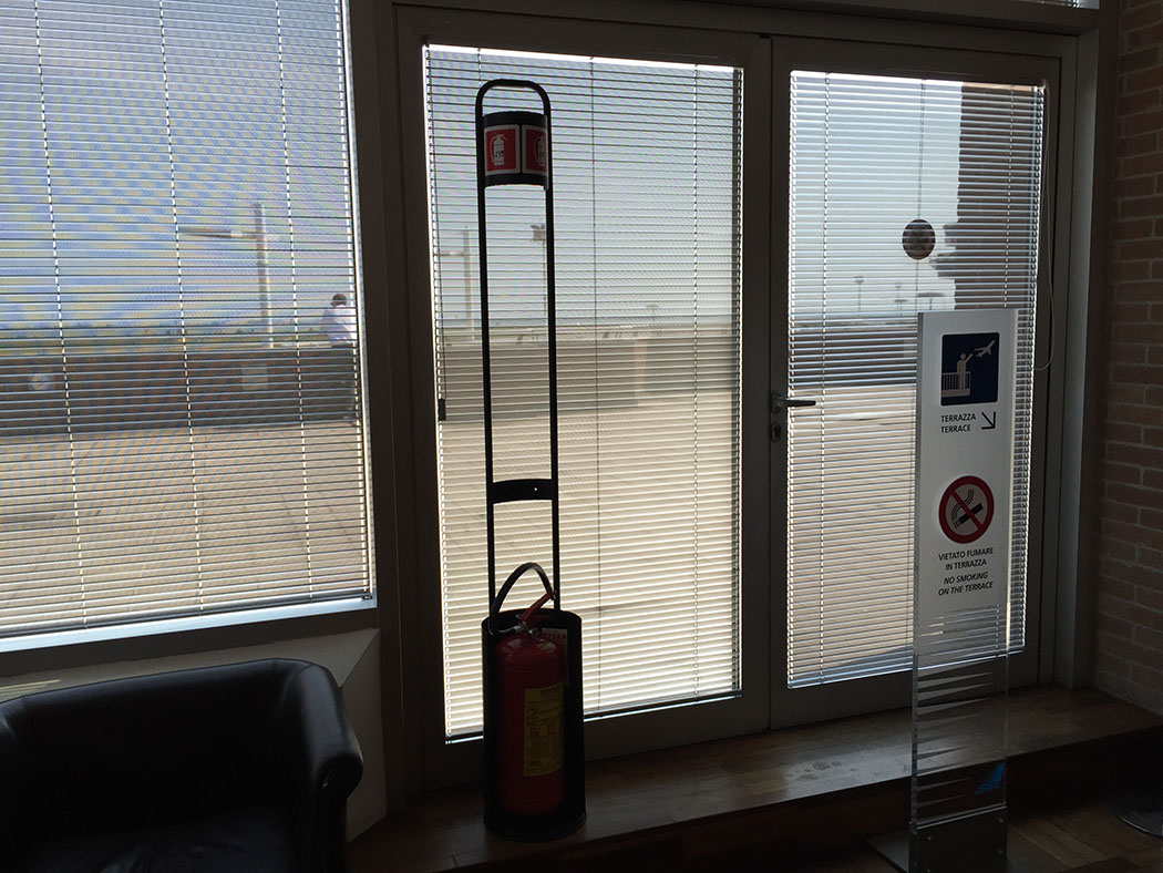 Marco Polo Club Airport Lounge Venice Review