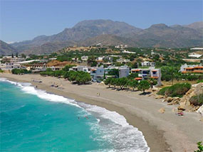 7 nights at Villea Village in Crete, Greece