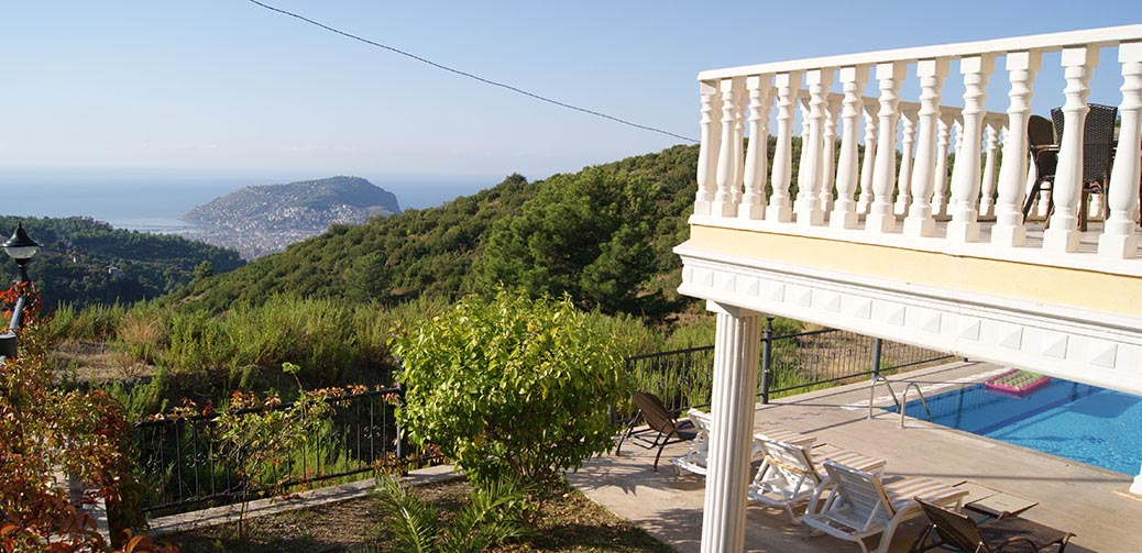 Dream Villa Alanya Turkey