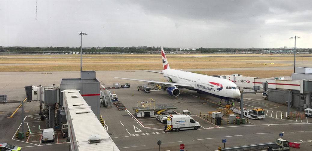 Aspire Airport Lounge Heathrow Terminal 5 Review