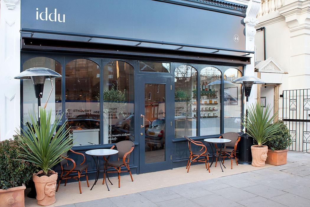 Find Granitas in London at Iddu