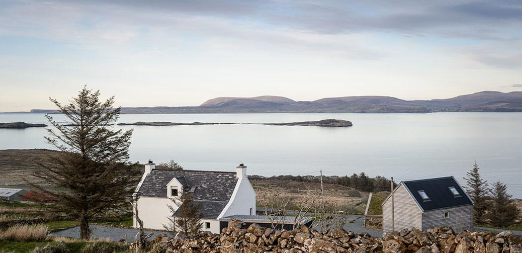 Mint Croft On The Isle of Skye