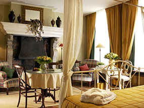 2 nights at the Leopold Hotel Brussels EU