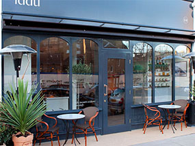 £125 Meal for 2 at IDDU, South Kensington