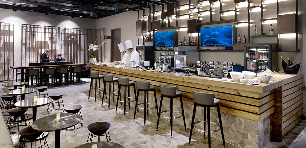 Heathrow Terminal 2 Plaza Premium Arrivals Lounge