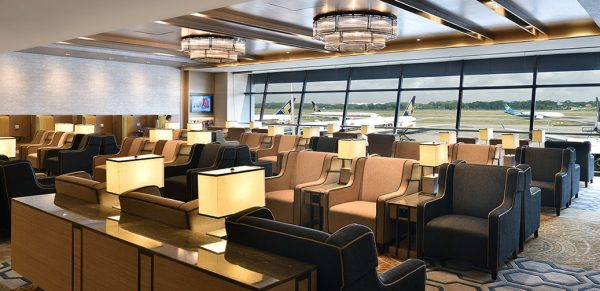 Plaza Premium Lounge Changi Review