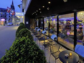 2 nights at the Radisson Blu Hotel, Basel, Switzerland