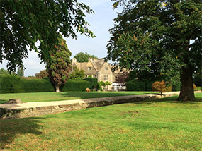 2 nights at The Greenway, Cotswolds