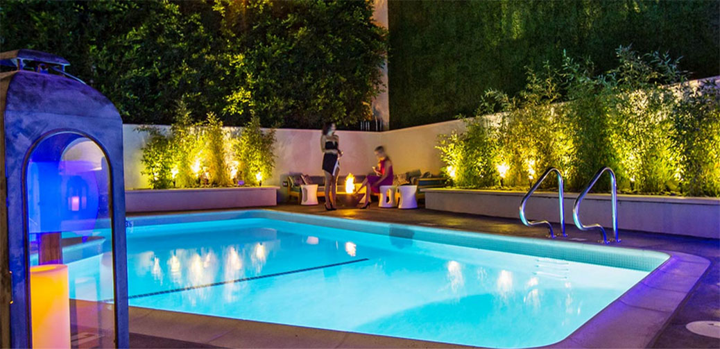 Mosaic Hotel in Beverly Hills Reopens