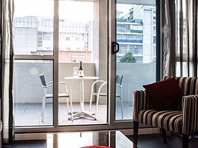 2 nights in an Executive Apartment, Melbourne