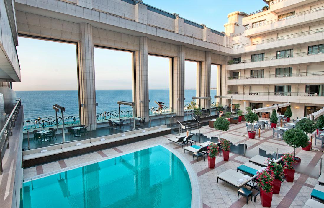 Hyatt Regency Palais de la Mediterranée Review, Nice