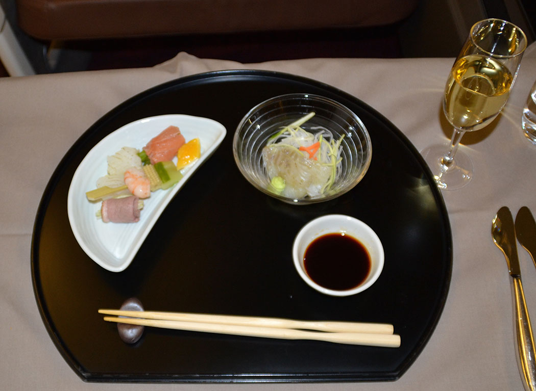 Japan Airlines 777-300ER In First Class Review
