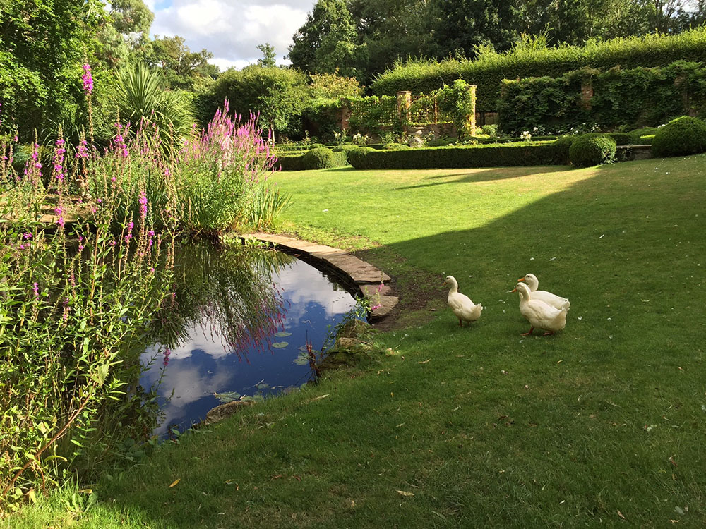 Langshott Manor Hotel Review