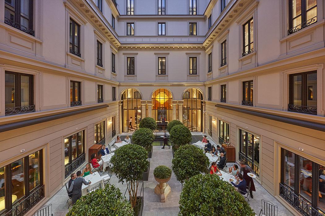 Mandarin Oriental Milan Review