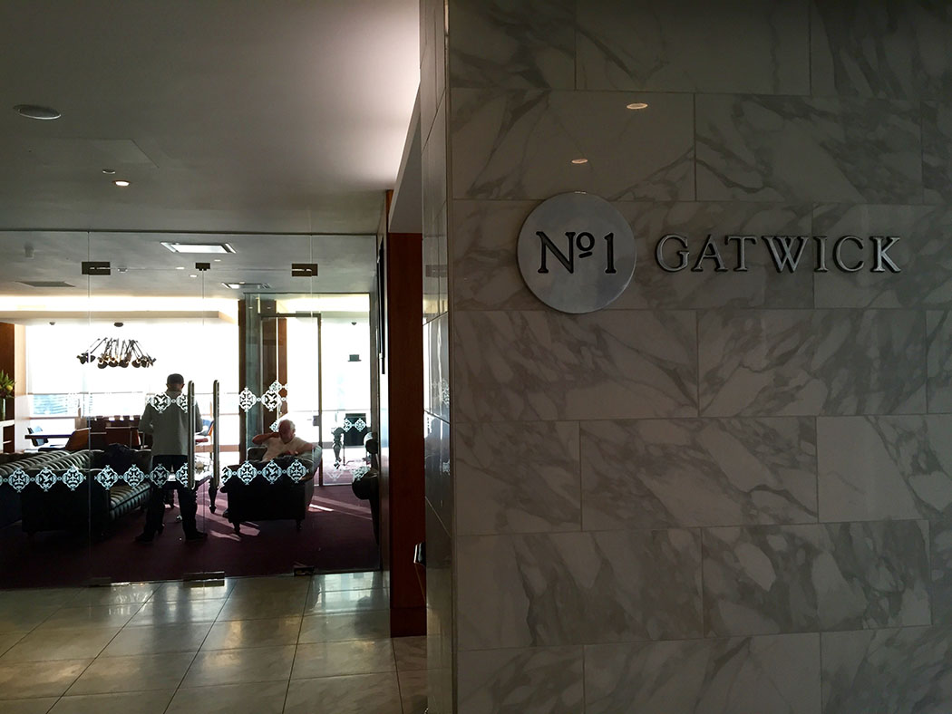 No1 Airport Lounge Review Gatwick North Terminal