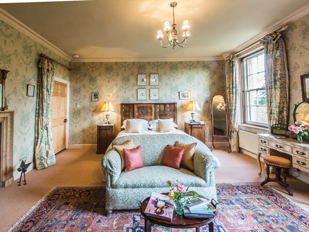 Quintessential B&B: Pauntley Court Review