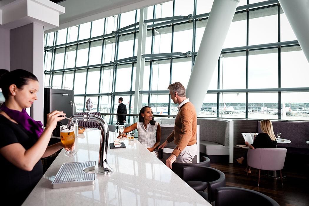 Aspire Airport Lounge Heathrow Terminal 5