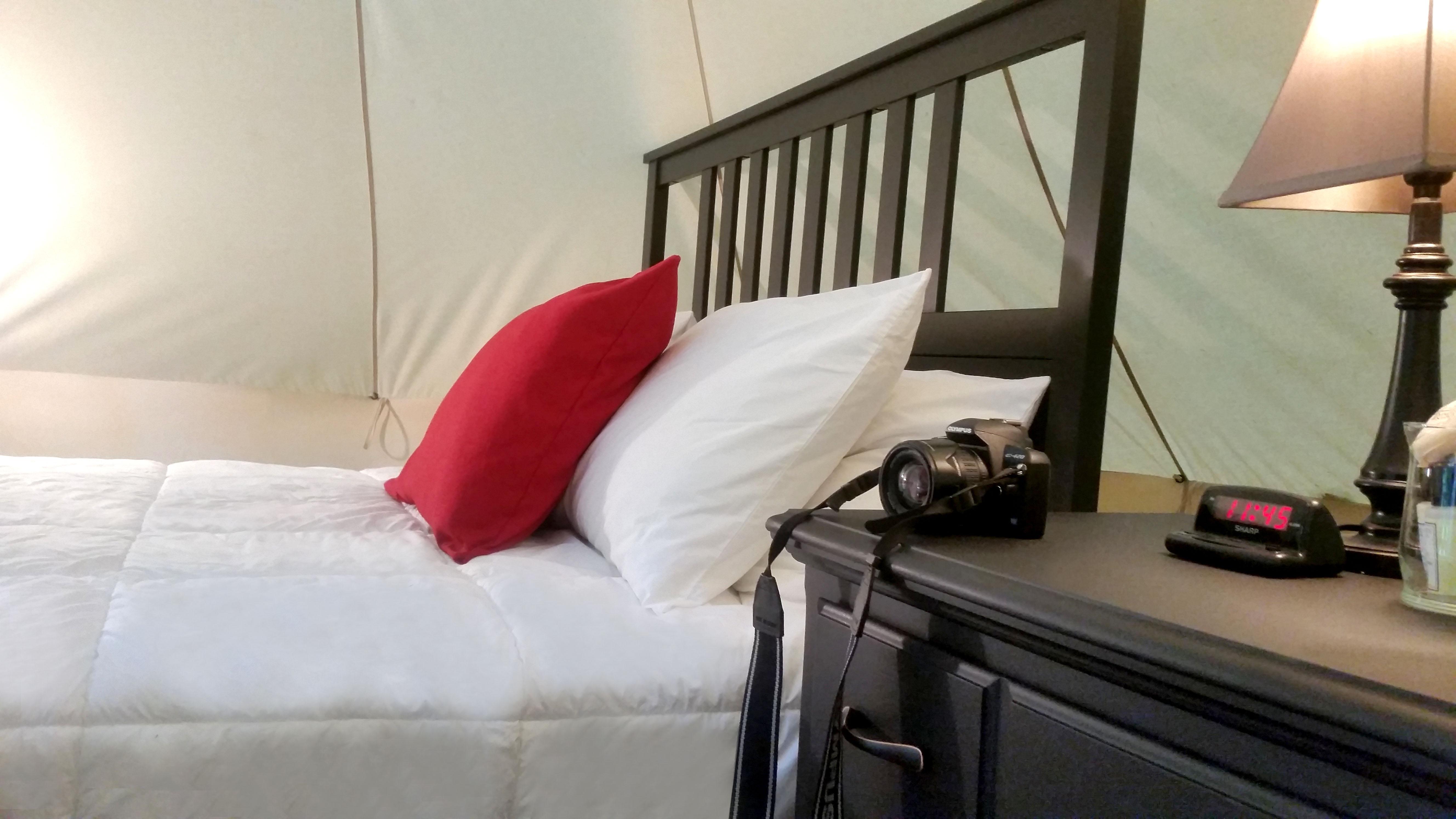 Shawnee Inn Glamping Review