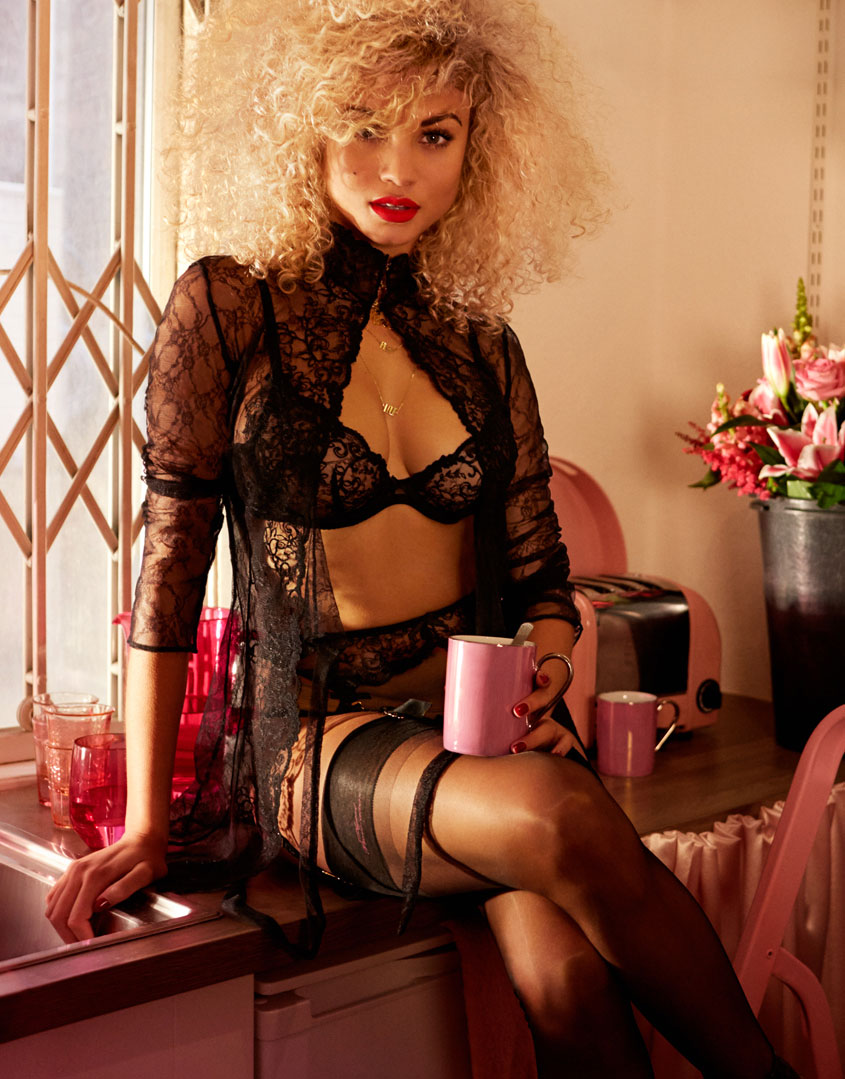 Agent Provocateur Autumn Winter 2015